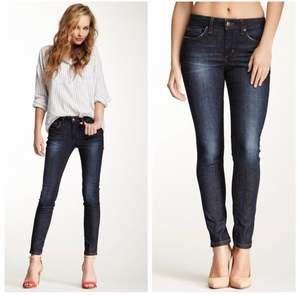 Joe's Jeans Brilla Skinny Ankle Jeans 29